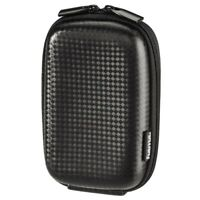 HAMA Hardcase Carbon Fiber Style Camera Bag, Case 60 H, black