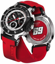 MENS TISSOT NICKY HAYDEN LIMITED EDITION T0484172705101 NEW 2 Year Warranty