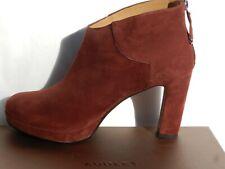Audley Shoes Rainera Chaussures Femme 40 Bottines Luxe Designer Booty UK7 Neuf