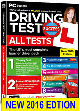 Latest 2017 Driving Theory Test Success All Tests - Hazard Perception PC Rom m