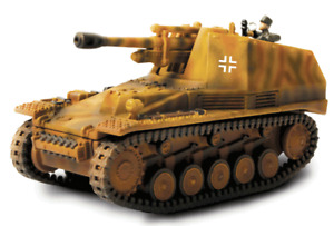 FORCES OF VALOR 1:72 CARRO ARMATO GERMAN SELF-PROPELLED HOWITZER WESPE ART 85022