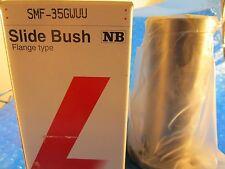 NB SMF-35GWUU, Nippon Bearing, Japan, 35mm Slide Bush Linear Motion Bushing