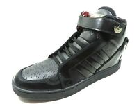 Adidas AR 3.0 Mens Shoes Q32890 Basketball Black Gold Leather Sneakers G65867