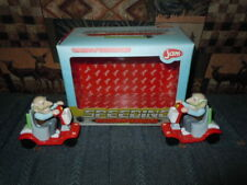 SPEEDING GRANDADS SET OF 2 FRICTION RACERS PRE OWNED GUC IN ORIGINAL BOX