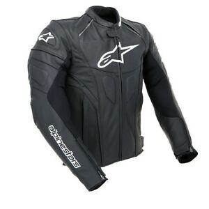 Alpinestars GP PLUS R Motorcycle Sport Leather Jacket SAVE £150 SALE !!!