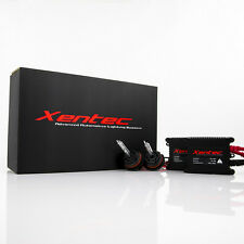 Xentec Super Slim 55 Watt 9007 HB5 8000K Iceberg Blue HID Xenon Kit Low Beam