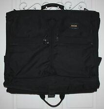 TUMI Black Expandable Travel Garment Bag