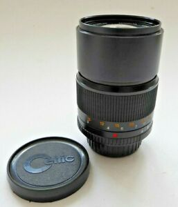 Minolta MD Celtic 135mm F3.5 Telephoto Lens Manual Focus