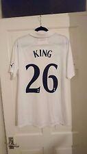 TOTTENHAM Hotspur Spurs Ledley King Home 2011/2012 Cup Shirt Jersey Large - New!