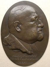 Gustav GURSCHNER (1873-1971) Kommerzialrat Moritz Ruhmann 11. 09. 1928