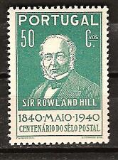 PORTUGAL  # 599 MNH POSTAGE STAMP CENTENARY