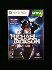 Michael Jackson: The Experience (Xbox 360) Kinect / NEW