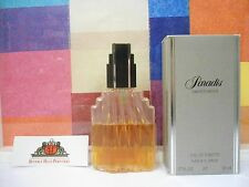 VINTAGE PARADIS SAKS FIFTH AVENUE EDT 1.7 OZ 60% FULL IN BOX hard to find