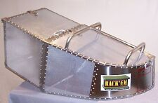 Stainless Steel/Aluminum Grass Catcher & Extension - RM-EXS1/RLES-2.5