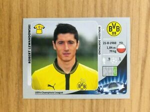 Panini & Topps UEFA Champions League Single Stickers including Rookies