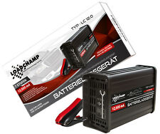 Loadchamp 12A automatisches Batterie Ladegerät AGM GEL CALCIUM Auto LKW Batterie