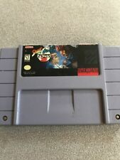 Street Fighter Alpha 2 Super Nintendo SNES GAME CARTRIDGE ONLY AUTHENTIC TESTED