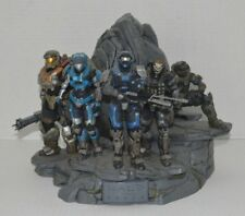 HALO REACH - Legendary Edition Noble Team Statue AWESOME