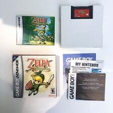 The Legend of Zelda The Minish Cap CIB (GBA, Gameboy Advance, Nintendo)