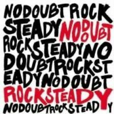 No Doubt Rock Steady CD 13 Track European Interscope 2001