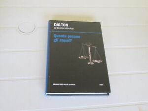 DALTON: LA TEORIA ATOMICA (Grandi Idee Della Scienza - RBA)