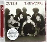 The Works - Queen 2 CD Set Sealed ! New !