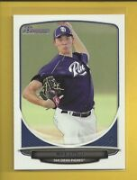 Max Fried RC 2013 Bowman Draft Top Prospects Rookie Card # TP-14 Atlanta Braves