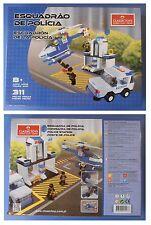 Costruzioni Classictoys, Stazione di Polizia, 311 mattoncini compatibili Lego