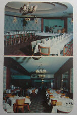 1950'S PHOTO POSTCARD OF MARIO'S TAVERN755 OUELLETTE ST WINDSOR ONTARIO