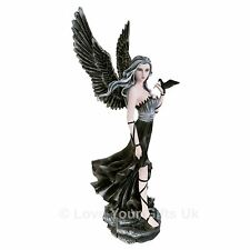 Andras 60cm High Gothic Fairy Nemesis Now Dark Angel Fantasy Figure