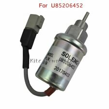 Fuel Shut Off Solenoid for Perkins  U85206452 185206452 185206450 185206420