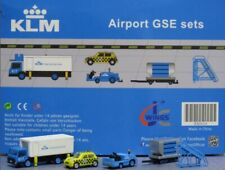 JC Wings XX2024, KLM Royal Dutch Airlines Ground Support Equipment (GSE) Set #4