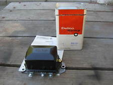 NOS Delco Remy voltage regulator for 1955-61 Chevrolet V8, in the GM box