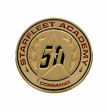 Star Trek 50th Anniversary Starfleet Academy Lapel Pin