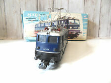 JJ 12 ) locomotive DB modifiée  E 41024 MARKLIN en BO 3034  train electrique HO