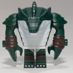 NEW LEGO LEATHERHEAD FROM SET 79121 TEENAGE MUTANT NINJA TURTLES (TNT033)