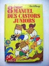8 ème MANUEL DES CASTORS JUNIORS - 1982