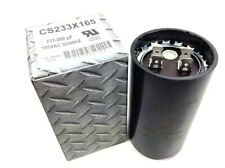233-280 Uf Start Capacitor MFD 165 VAC 50/60 HZ Motor Compressor Hvac CS233X165