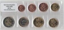 FINLAND UNC EURO SET 2016 - 8 munten 1 cent / 2 euro