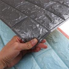 PVC 3D the living room wall brick pattern  70*30*0.9cm Nice