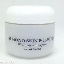 Almond Skin Polisher With Papaya Enzymes 2 oz