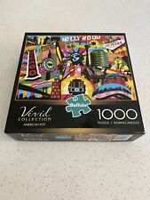 Vivid Collection Buffalo American Pop 1000 Piece Jigsaw Puzzle Complete City