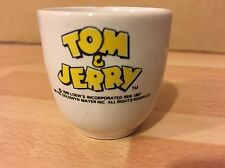 MGM Tom & Jerry Collectible Egg Cup - Metro Goldwyn Mayer Cartoon Memorabilia
