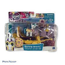 My Little Pony The Movie Shining Armor Chariot NEW Sealed Dmg Pkg Free Ship