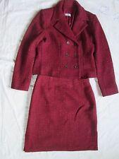 9dafc87f2e863 Pablo gerard darel matching set jacket + t-skirt 42-wool