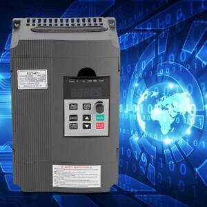 220V 1,5kW Einphasig Frequenzumrichter Variable Speed Drive Drehzahlregler DE