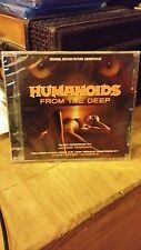 humanoids from the deep cd sealed oop