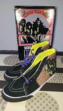 Vans Sk8 Hi Kiss Size 13 Rare Limited