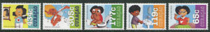 HERRICKSTAMP NEW ISSUES CURACAO SC.# 256-60 Youth Care 2015