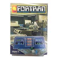 SEALED Fortran Computer Board Game VTG 1973 Orda Program Code Edugame Israel